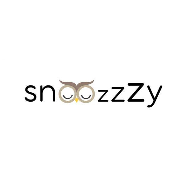 snoozzzy logo card