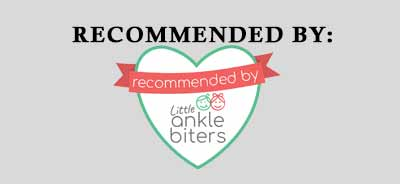 Snoozzzy recommended by Ankle Biters