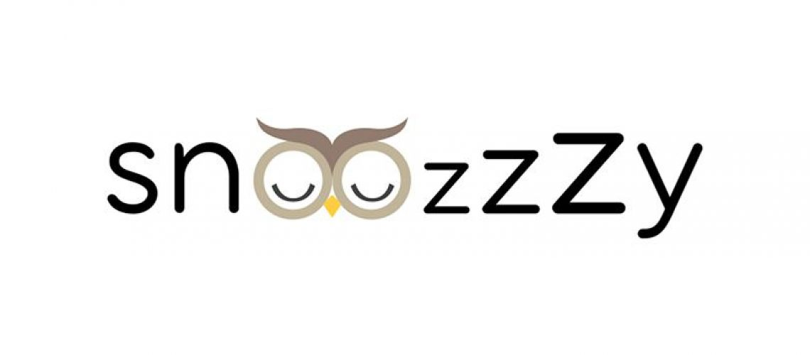 snoozzzy logo card